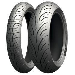 Michelin Pilot Road 4 120/60 ZR 17 55W + 160/60-17 69W